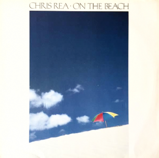 Chris Rea - On The Beach (LP) (VG+/G-VG)